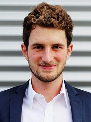 Portraitfoto Benno Hanke